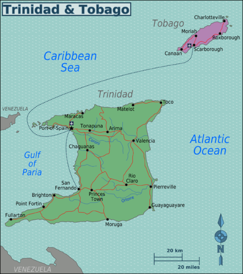 Tobago Island: Trinidad And Tobago Private Investigator / Trinidad And